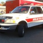 Auction Item #11 - 1998 Ford Expedition